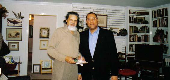 Norman Jordan and James E. Cherry