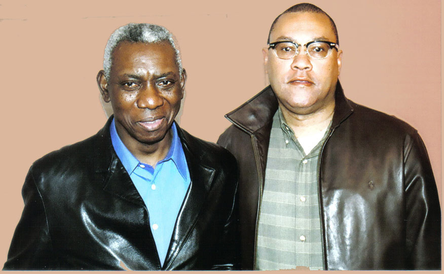 Yusef Komunyakaa and James E. Cherry